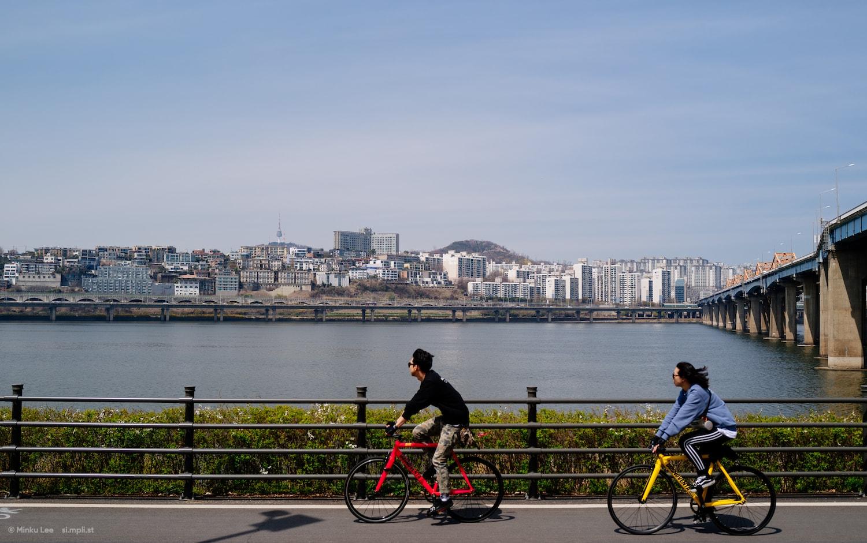 한강, 서울